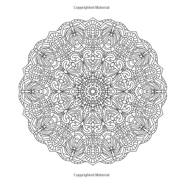 67 Mandalas To Color Volume 1