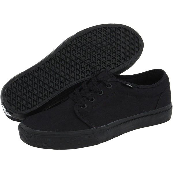 Vans 106 Vulcanized Core Classics Skate Shoes (73 CAD) ❤ liked on Polyvore featuring shoes, sneakers, skate shoes, waffle shoes, vans trainers, vans shoes and cushioned shoes