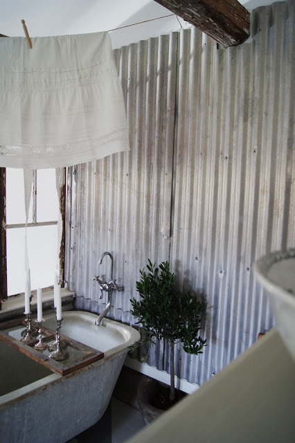 1000 ideas about corrugated metal walls on pinterest corrugated metal metal walls and metals. Black Bedroom Furniture Sets. Home Design Ideas