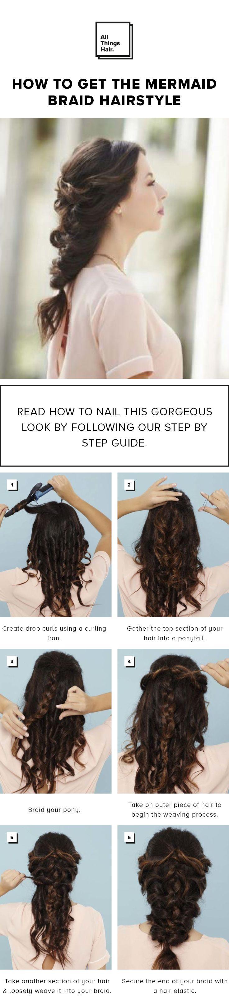 24 best Hair Tutorials images on Pinterest
