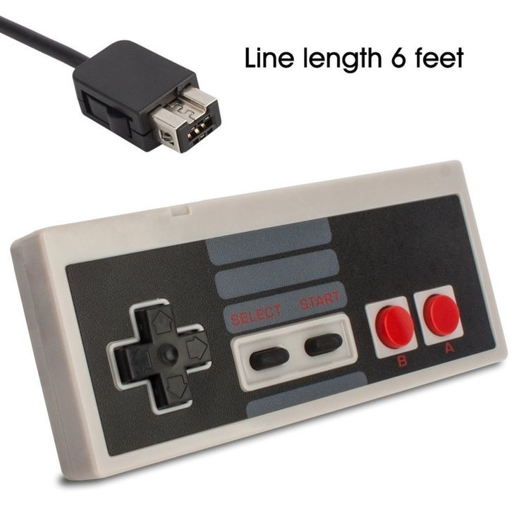 >> Click to Buy << 2017 New Professional Game Controller Gamepad Joystick with 1.8m Extend Cable for NES Classic Edition Mini for Wii Console #Affiliate