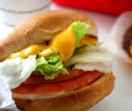 10 best food curiosity images on pinterest food networktrisha in and out cheese burger without the burger grilled cheese forumfinder Choice Image