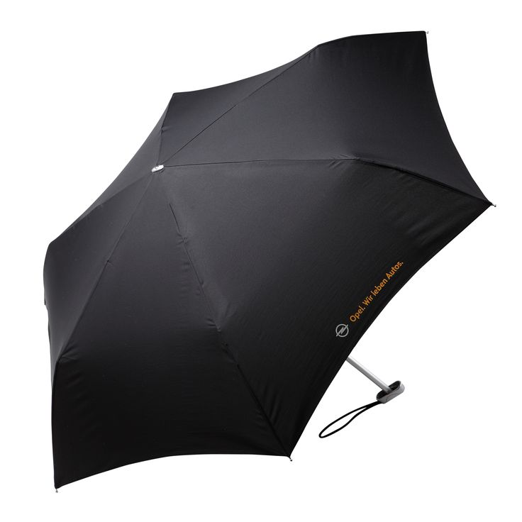 http://www.opel-collection.com/Brand-Collection/Samsonite-Pocket-Umbrella::127.html  Get prepped for rainy days with this dandy Samsonite pocket umbrella. You'll never be alone in the rain!
