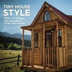 In Tiny House Style , you will travel through pages of tiny homes between 100 and 200 square feet. Let your creativity drive and encounter endless possibilities. Live beyond the limits and allow yours