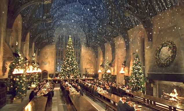 The Warner Bros Studio will unveil its annual festive makeover, including a scale model of Hogwarts coated in a blanket of snow, and the Great Hall decked out in festive decorations.