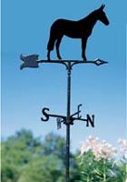 Horse Weathervanes, free shipping