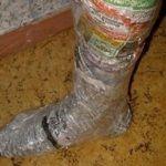 Înfășoară-ți picioarele de cel puțin 7 ori și spune adio varicelor într-o lună…