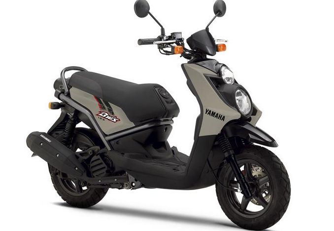 Small Engine Scooters : Yamaha recently announced bws year it will as before