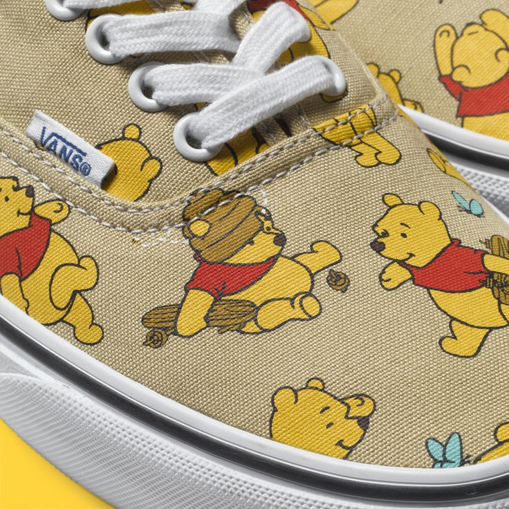The New Disney x Vans Collection Is Going To Be Your New Obsession @lisaheavenbaum -- need these!!! :D