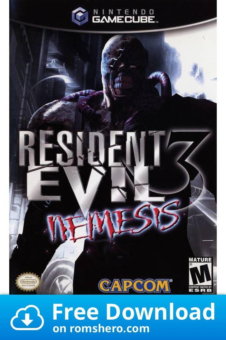 Download Resident Evil 3 Nemesis Gamecube Rom Resident Evil