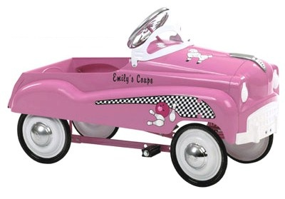 InSTEP PC700 Pink Lady Pedal Car - Want.