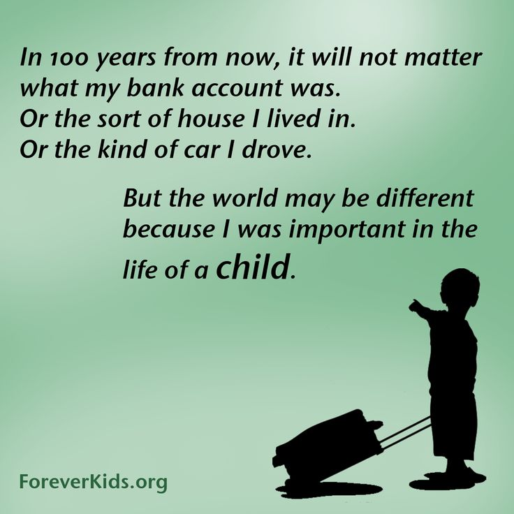 Make the world a different place by helping a child. A Case for Character is replacing the trash bags given to foster children with brand new suitcases - and in those suitcases are character-building materials. Help us provide suitcases at www.foreverkids.org #fostercare #makeadifference