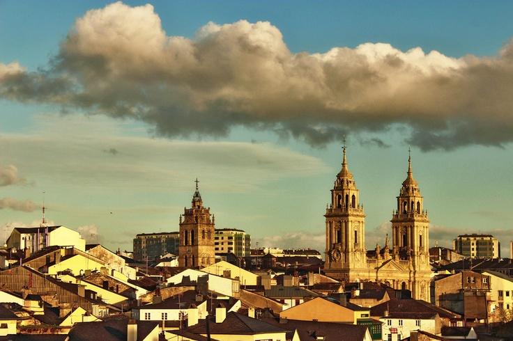Lugo. by Verónica Fernández, via 500px.