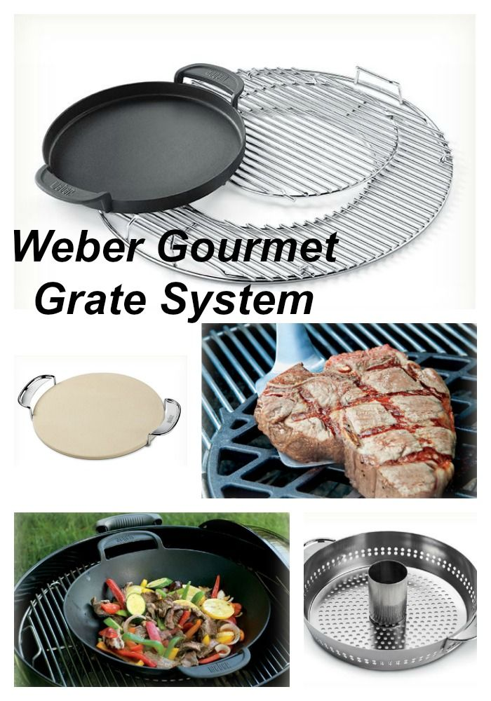 Weber Charcoal Grill Accessories: Make your Kettle Even Better!