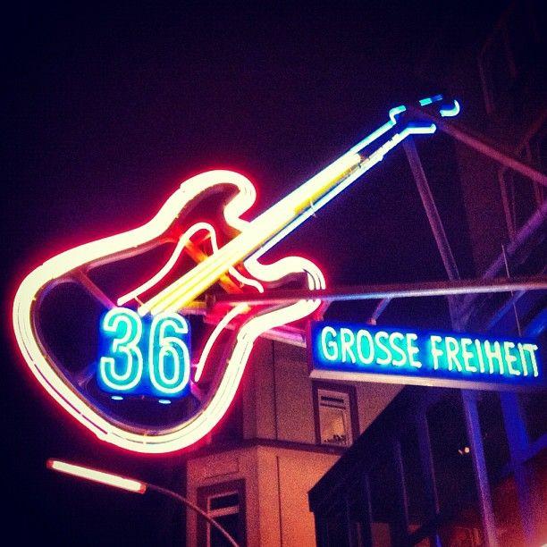 Große Freiheit 36 in Hamburg, Hamburg