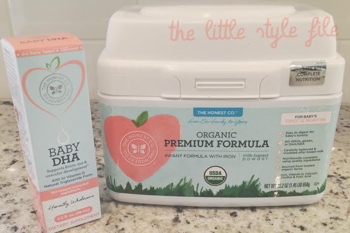 honest company formula #honestfeeding