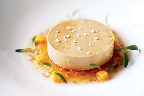 New York | Per Se | Chef Thomas Keller - I'm normally not a huge foie gras fan, but this looks amazing.
