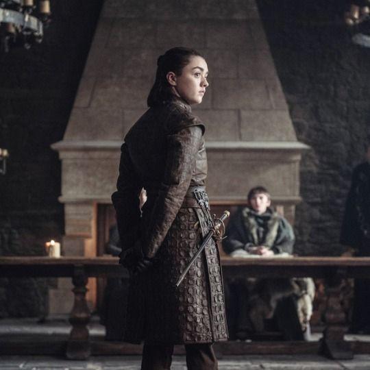 Arya Stark (7x7)