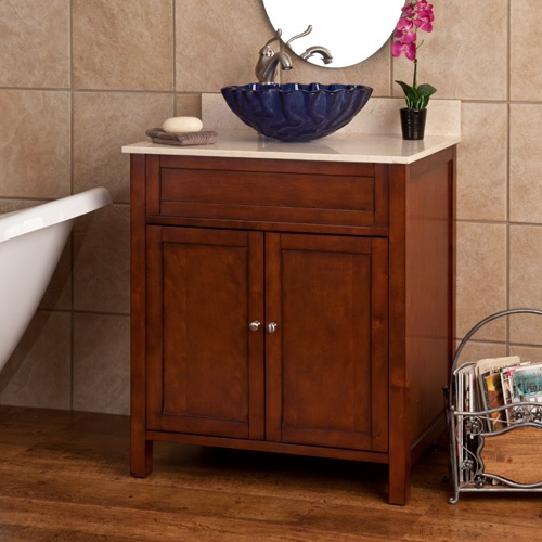 16 best images about powder room on pinterest single for Powder room vanity sink cabinets