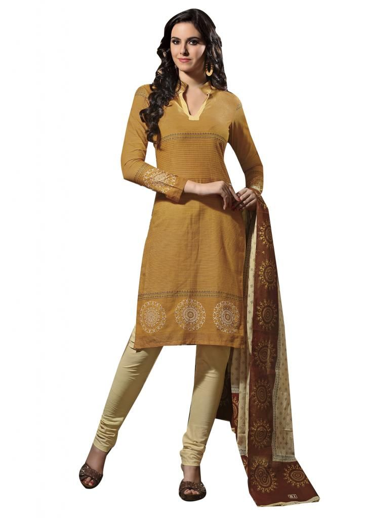 """#Aashima Dress Materials ONLY for 799/-   100/- #Discount on coupon code """"EQ100""""!!  Shop here: http://www.ethnicqueen.com/product/aashima-24/"""