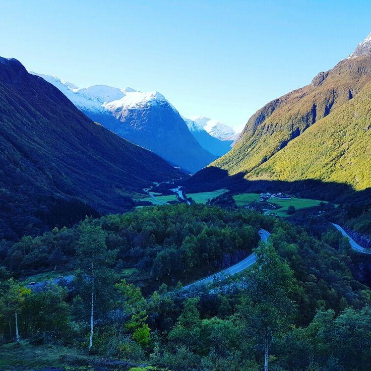 #Gamle_Strynefjellsvegen #Norway