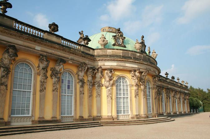 Private Full-Day Custom Berlin and Potsdam Sightseeing Tour from Berlin See Berlin's and Potsdam's sights that most appeal to you in a 7-hour private sightseeing tour with your own driver, who will customize the itinerary to best suit your interests. As you are being driven around Berlin and Potsdam in a comfortable private vehicle, you will see famous attractions like the Brandenburg Gate, Potsdamer Platz, Checkpoint Charlie and the Holocaust Memorial before you visit Potsdam...