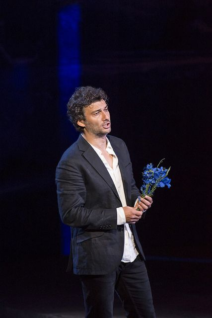 Jonas Kaufmann as Chevalier des Grieux in Manon Lescaut, The Royal Opera © ROH / Bill Cooper 2014 by Royal Opera House Covent Garden, via Fl...