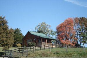 Mountain Cabin Rentals Virginia - Lexington VA