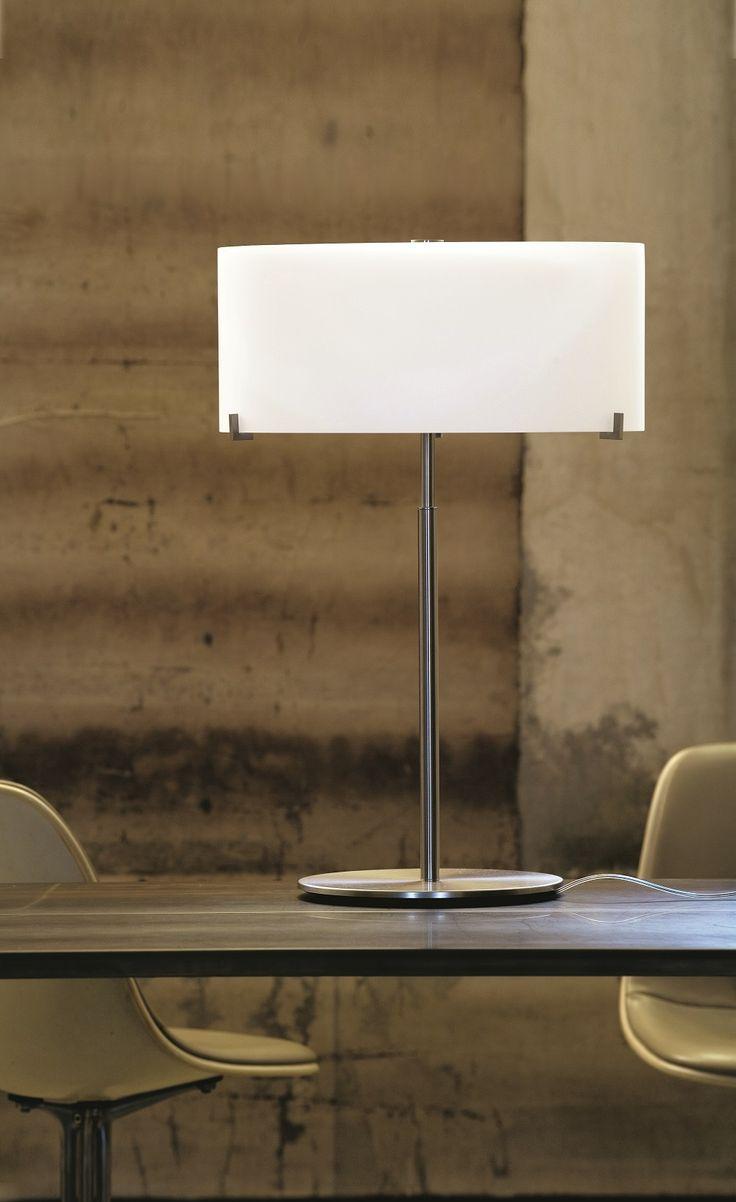 #Cpl table lamp, design by Christian Ploderer for #Prandina