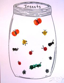 I is for Insects - Letter I Crafts  Activities - Ceres Childcare  Preschool