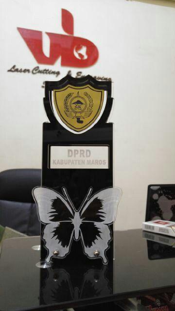 #Plakat #plakatmakassar Plakat Makassar acrylic awards