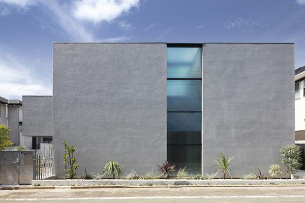 鉄骨造によるアクロバティックな住宅|高級住宅・注文住宅・自由設計・建築家|アーキッシュギャラリー(東京・名古屋・大阪)