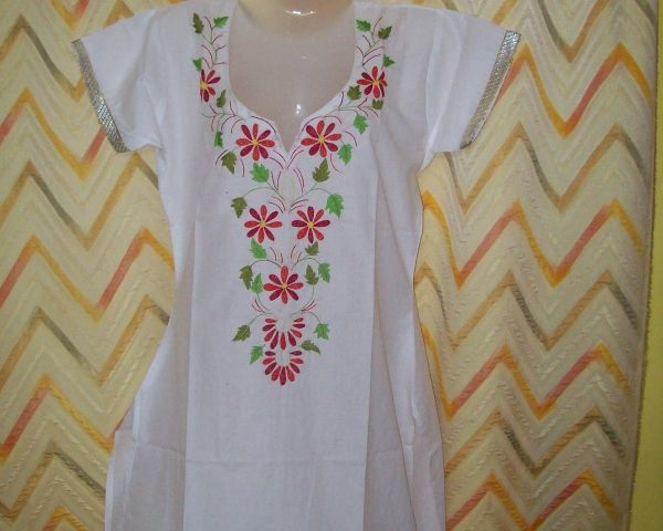 Best patterns for neckline embroidery images on