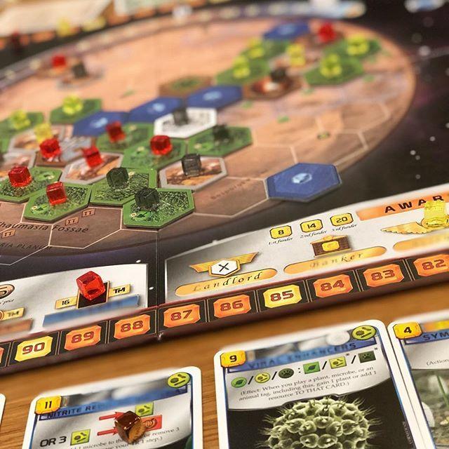 Terraforming Mars Board Games Games Fun