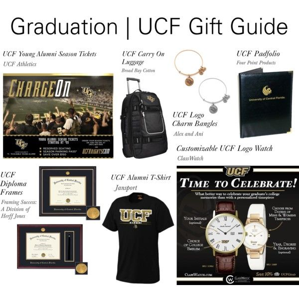 12 best Graduation | UCF Gift Guide images on Pinterest | Gift ...