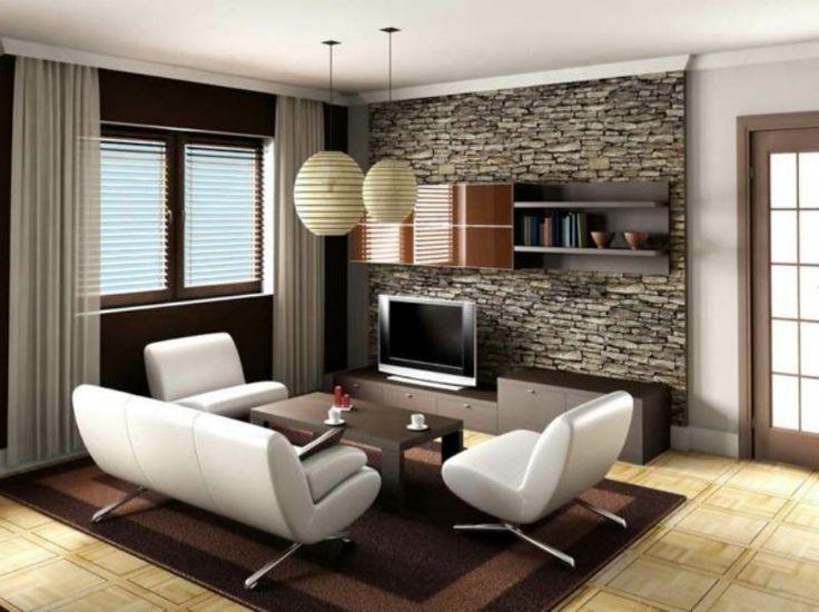 11 Besten Tapeten Wohnzimmer Bilder Auf Pinterest | Tapeten