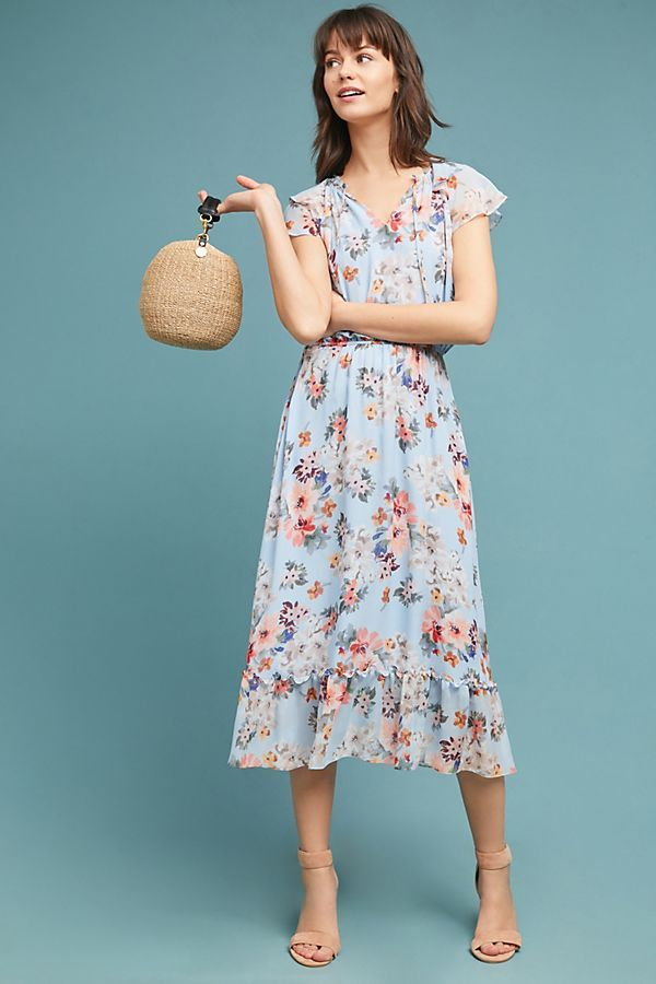 b39e3095c92 What to Wear to a Spring Wedding - 2018 Spring Wedding Guest Dresses ...