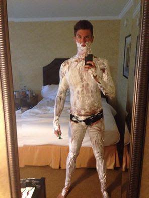 Anthony Ervin at Sr Nats! http://FloridaSwimNetwork.com