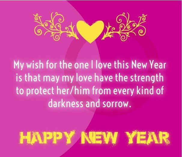 New Year Love Quote 2018 Happy New Year Quotes New Year Wishes Messages New Year Wishes Quotes