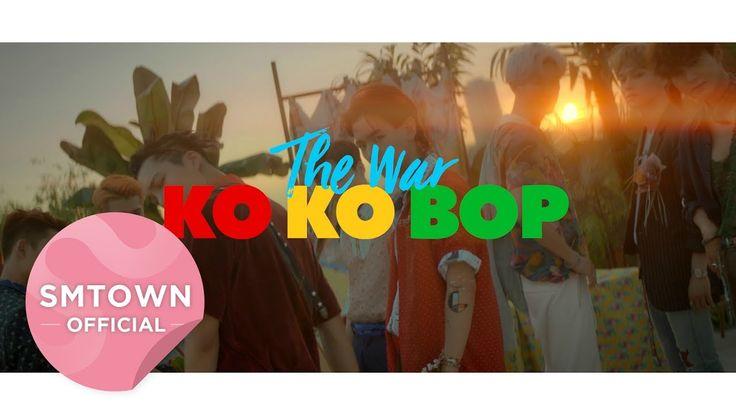 #EXO  #KoKoBop  25 607 596 просмотров https://youtu.be/IdssuxDdqKk
