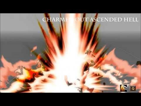 Kritika Online - Crimson Assassin Skill - YouTube