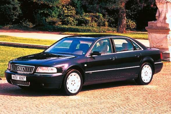 Audi A8 W12 2001. AUDI Pinterest A8 w12, Audi and