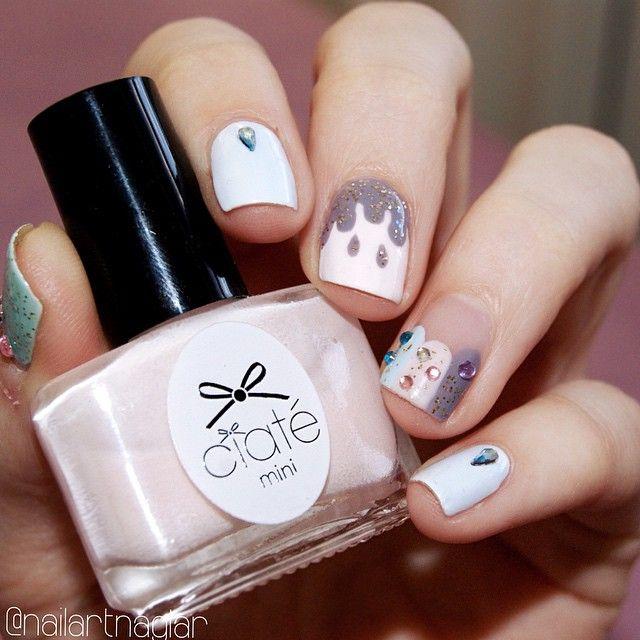 Pastel nails  @ciatelondon #ciaté