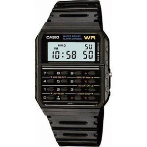 Casio CA-53W-1Z Databank Erkek Kol Saati