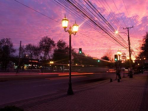 Rancagua, Chile!