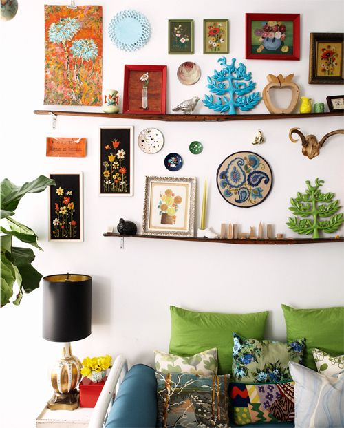 stylish feng shui no-no's!  (great interior design is not always good feng shui!)