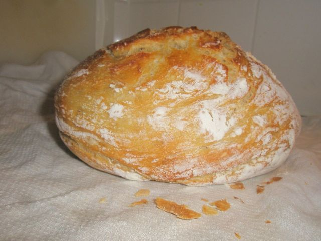 Maailman helpoin leipä - Kotikokki.net - reseptit
