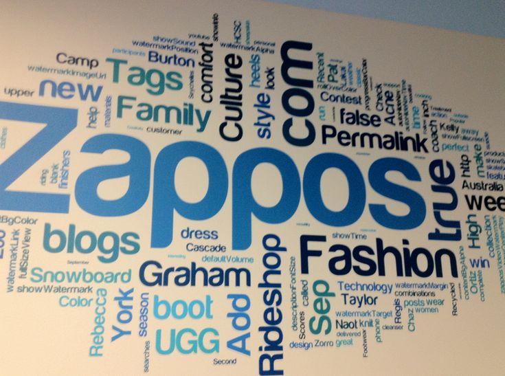 paper on zappos marketing tactics The zapposcom story: how superior customer service launched a new brand you might think that shoes are not a category that would work well for e-commerce.