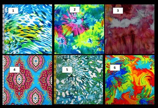 We need your help yet again! Which one of these patterns would you choose for your next Aqua Sports Suit?