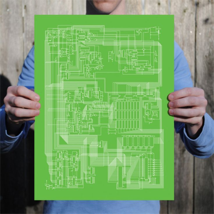 Prints of Some of Our Favorite First Computers, Consoles, and Video Games